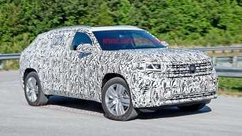 29 Great 2020 Volkswagen Teramont X Concept with 2020 Volkswagen Teramont X