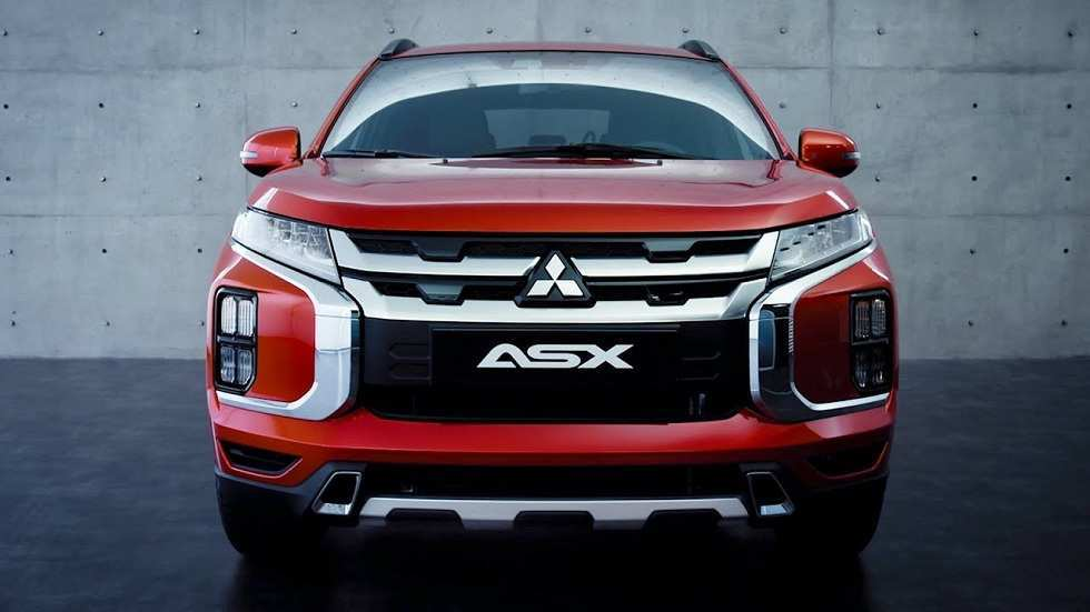 29 Great Mitsubishi Asx Facelift 2020 Model for Mitsubishi Asx Facelift 2020