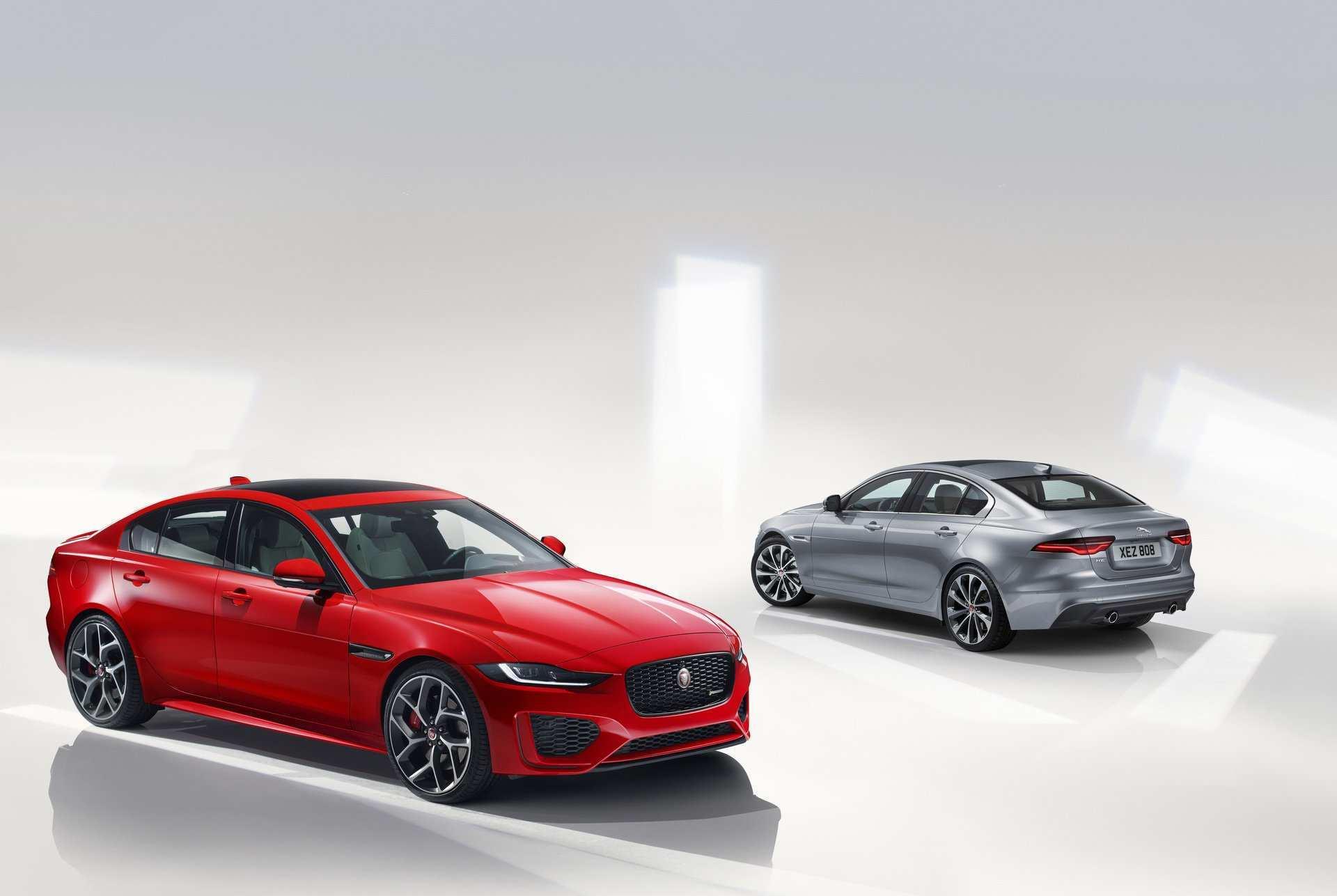 29 The 2020 Jaguar Xe V6 Exterior for 2020 Jaguar Xe V6