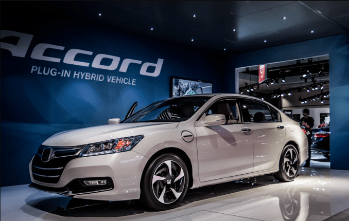 29 The Honda Hybrid 2020 First Drive with Honda Hybrid 2020