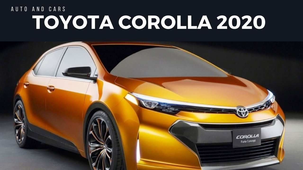 29 The Toyota Xli 2020 Model Redesign with Toyota Xli 2020 Model