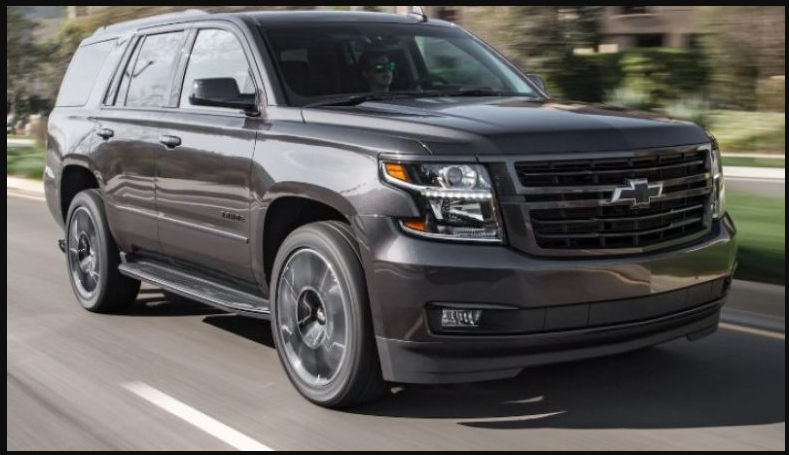 30 All New 2020 Chevrolet Tahoe Lt Review by 2020 Chevrolet Tahoe Lt