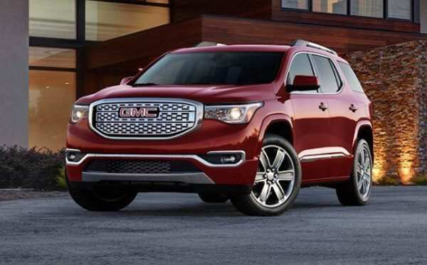30 All New 2020 Gmc Acadia Length Reviews by 2020 Gmc Acadia Length