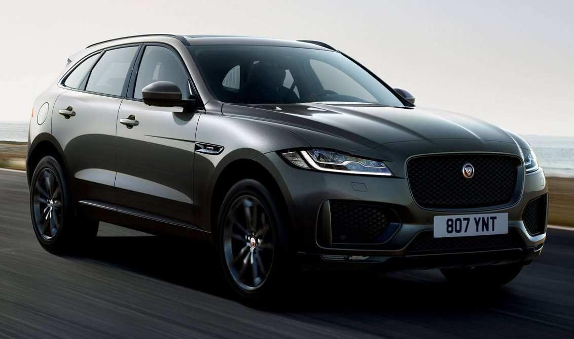 30 All New Jaguar F Pace 2020 Exterior for Jaguar F Pace 2020