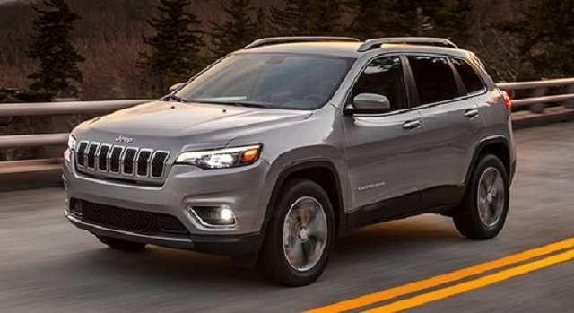 30 All New Jeep Cherokee 2020 Concept for Jeep Cherokee 2020