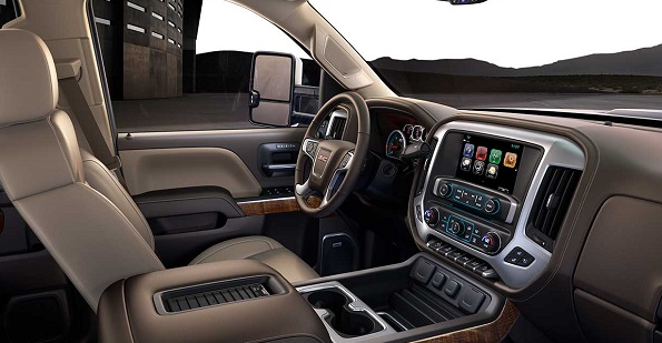 30 Best Review 2020 Gmc 2500 Interior Specs and Review for 2020 Gmc 2500 Interior