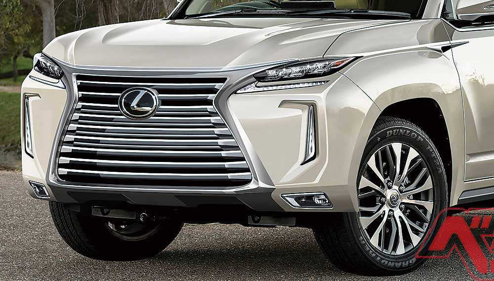 30 Best Review 2020 Lexus Lx 570 Hybrid Performance and New Engine with 2020 Lexus Lx 570 Hybrid