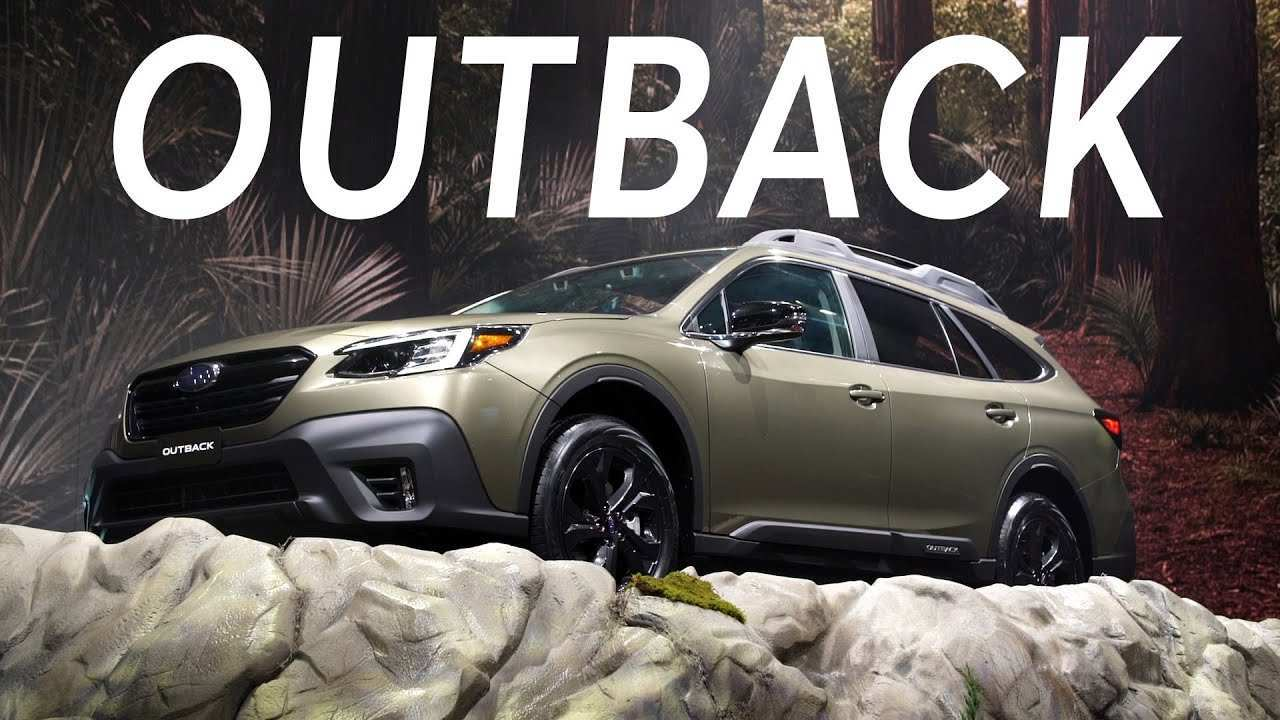 30 Concept of 2020 Subaru Outback Jalopnik Ratings by 2020 Subaru Outback Jalopnik