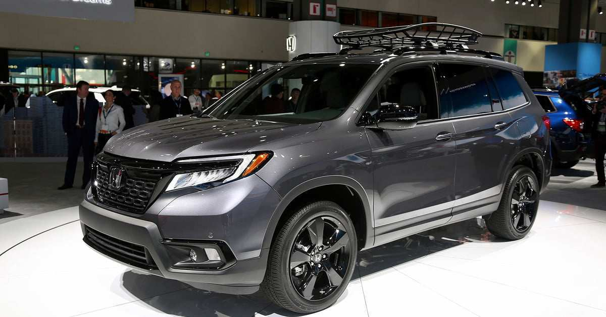 30 Gallery Of Honda New Suv 2020 Redesign And Concept With