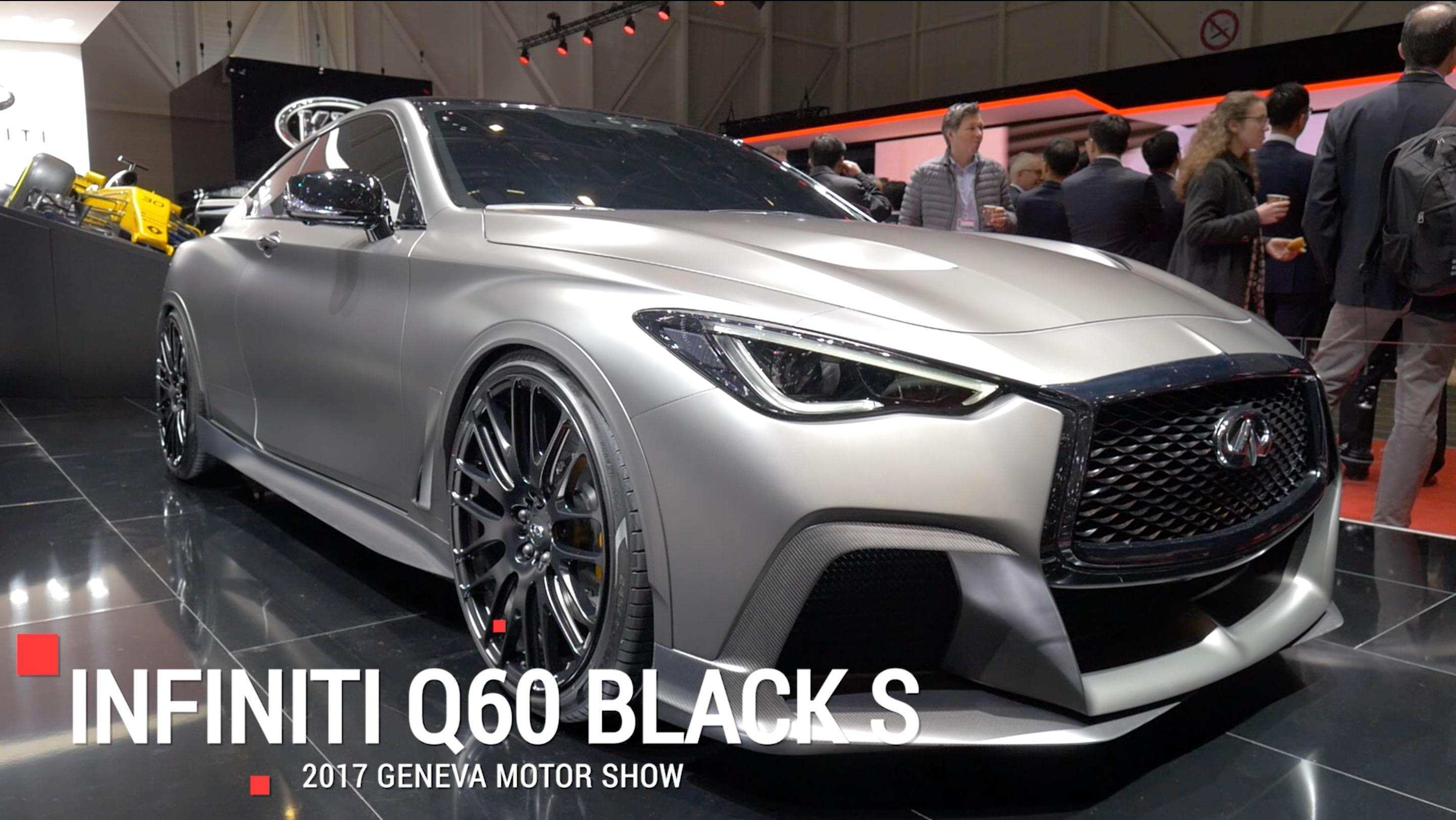 30 Great 2020 Infiniti Q60 Project Black S Performance for 2020 Infiniti Q60 Project Black S