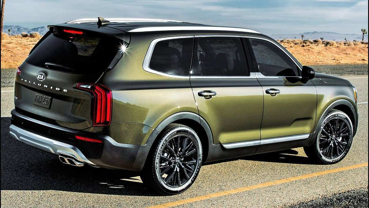 30 Great 2020 Kia Telluride Review Youtube Redesign and Concept by 2020 Kia Telluride Review Youtube