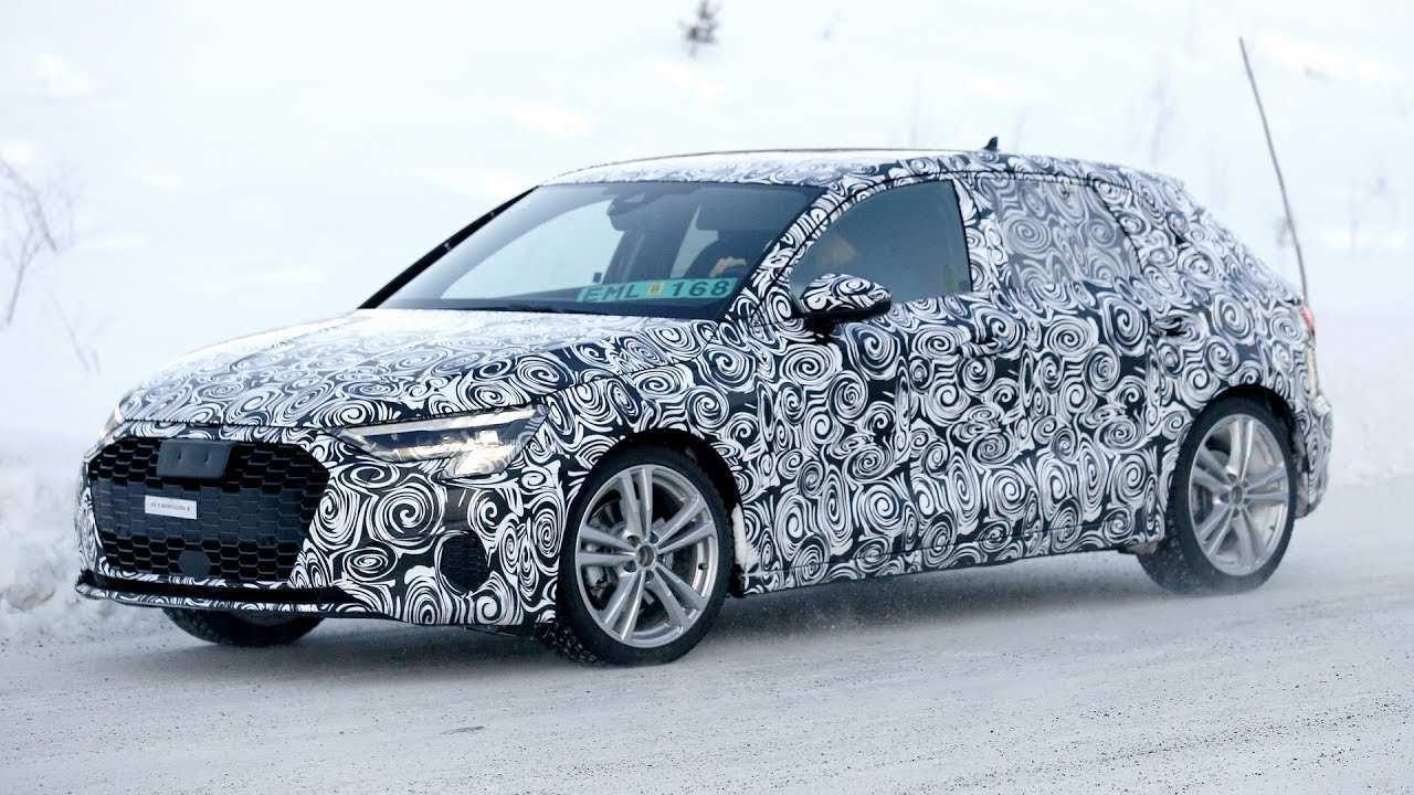 30 Great Audi A3 Hatchback 2020 Spy Shoot with Audi A3 Hatchback 2020