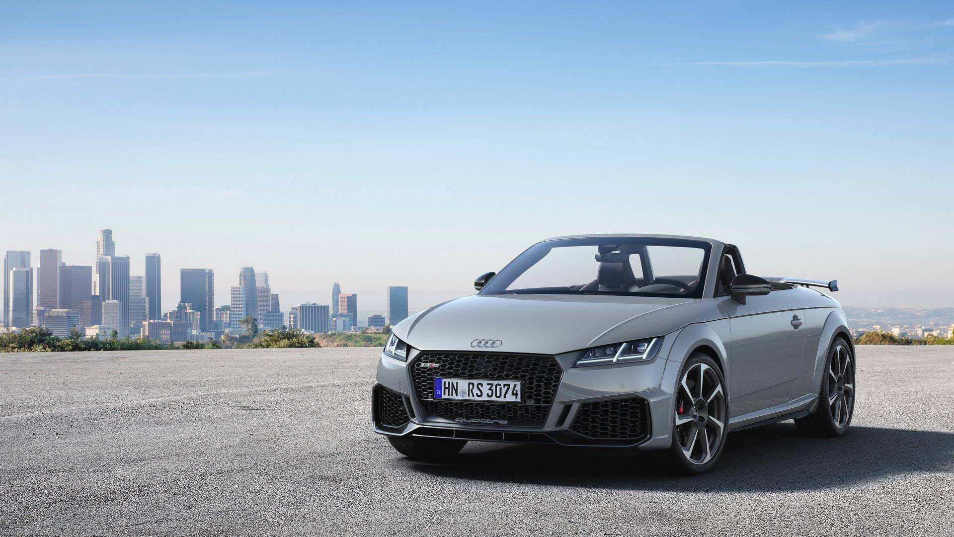 30 New Audi Tt Convertible 2020 Performance with Audi Tt Convertible 2020
