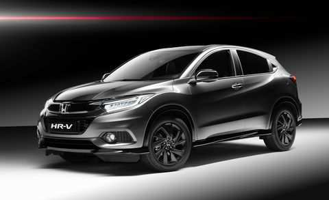 30 New Honda Hrv New Model 2020 Redesign by Honda Hrv New Model 2020