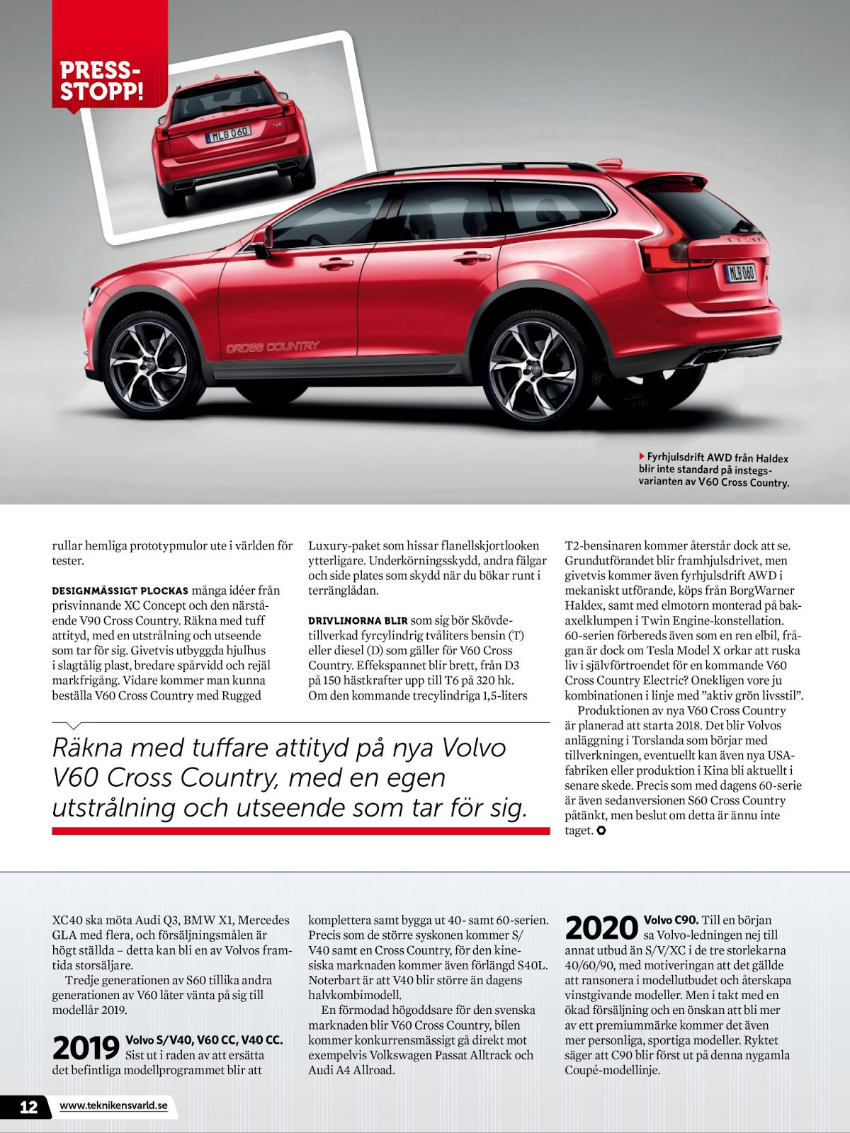 30 New När Kommer Volvo 2020 Prices with När Kommer Volvo 2020