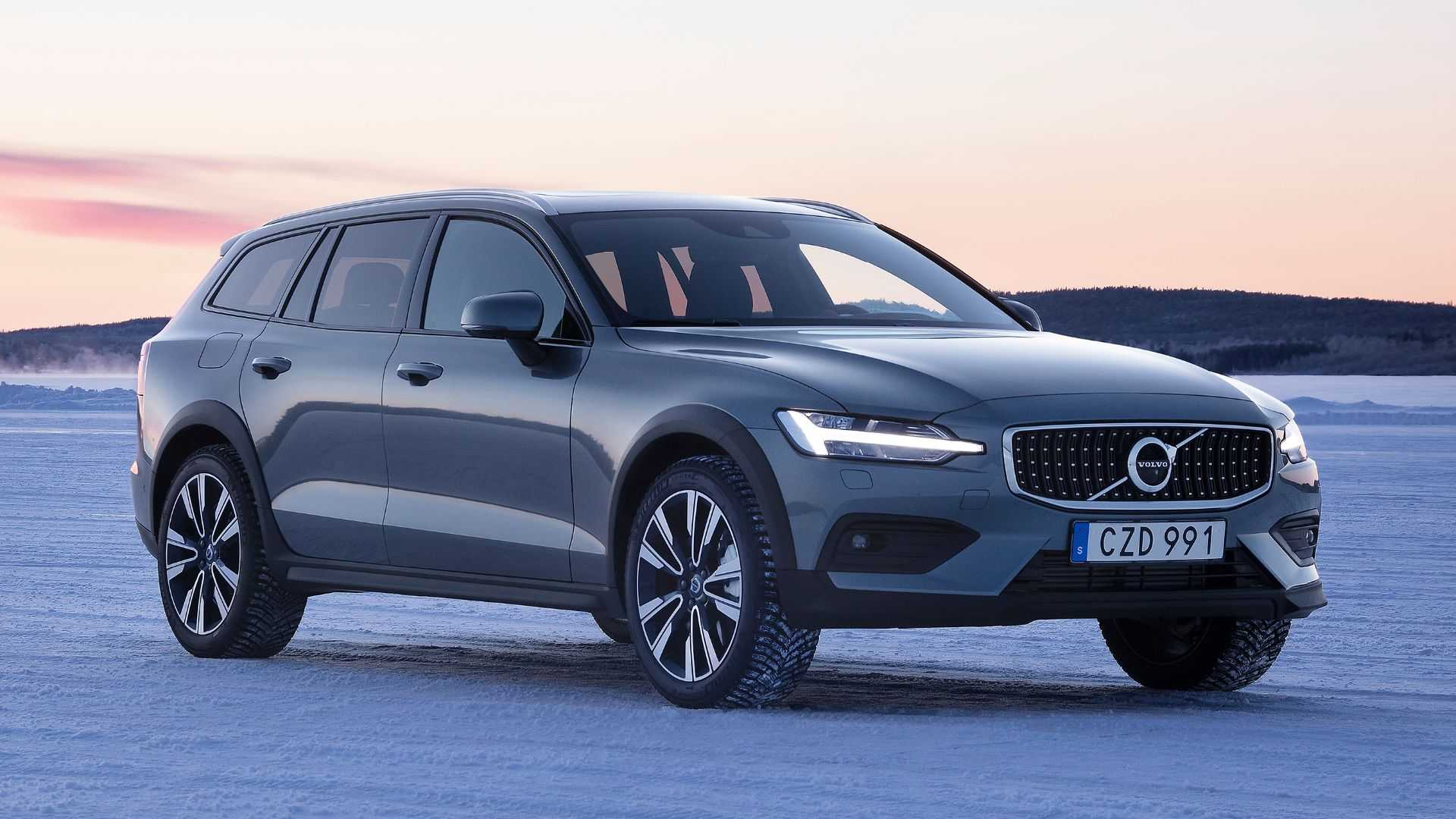 30 The Volvo V60 2020 Reviews for Volvo V60 2020
