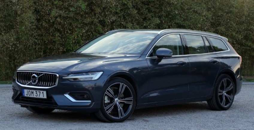 30 The Volvo V60 2020 Rumors by Volvo V60 2020