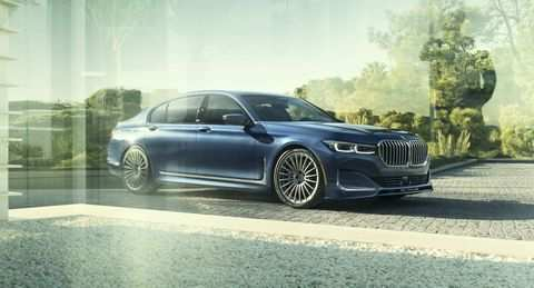 31 All New BMW Alpina 2020 First Drive for BMW Alpina 2020