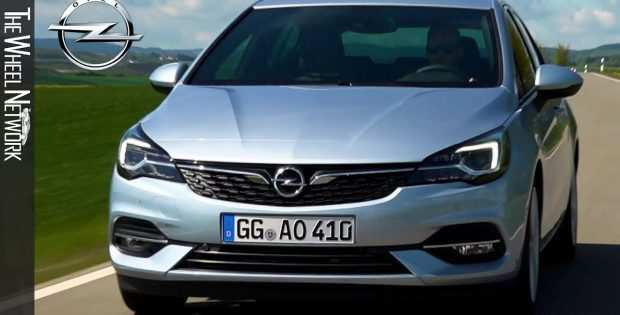 31 All New Opel Astra 2020 Interior History With Opel Astra