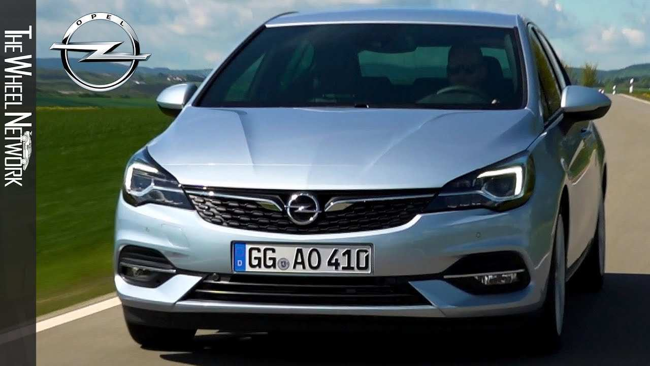 31 All New Opel Astra 2020 Interior History with Opel Astra 2020 Interior