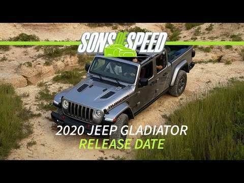 31 Best Review 2020 Jeep Gladiator Release Date Configurations with 2020 Jeep Gladiator Release Date