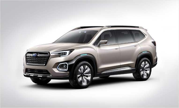 31 Best Review Subaru Vision 2020 Interior with Subaru Vision 2020