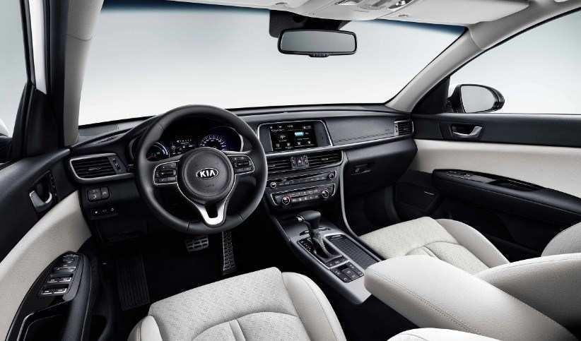 31 Concept of Kia Optima 2020 Interior First Drive for Kia Optima 2020 Interior
