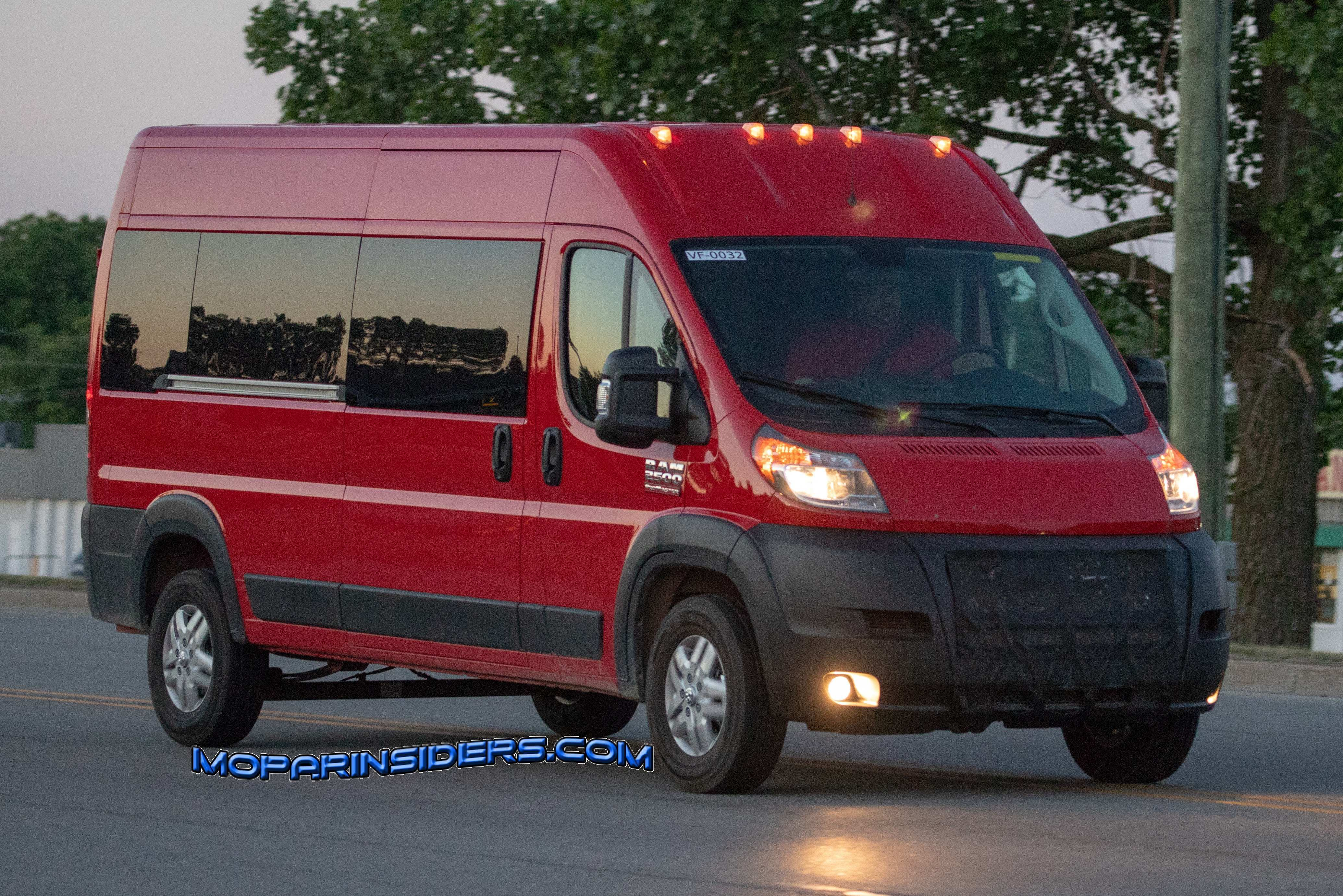 31 Gallery of Dodge Promaster 2020 Redesign and Concept with Dodge Promaster 2020