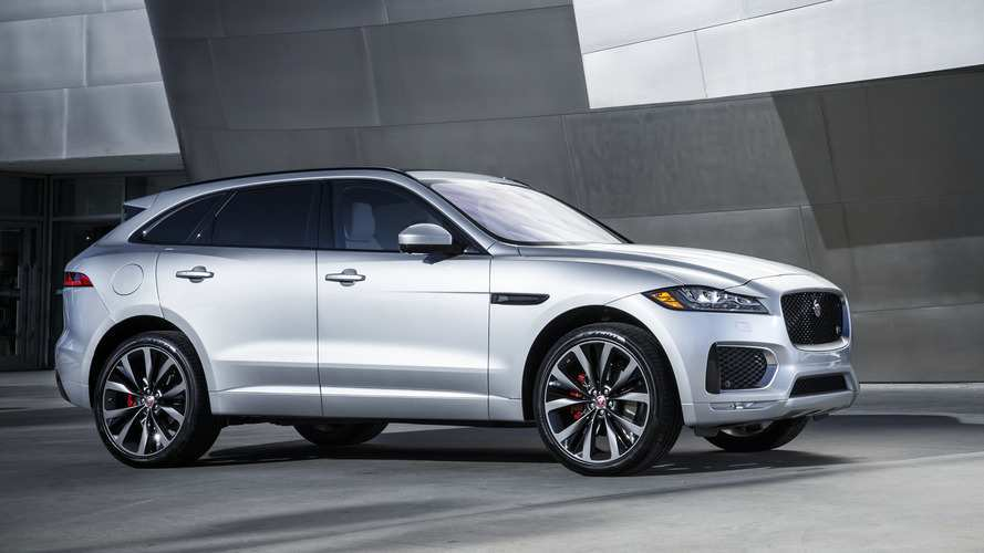 31 Gallery of Jaguar F Pace Facelift 2020 Performance and New Engine by Jaguar F Pace Facelift 2020
