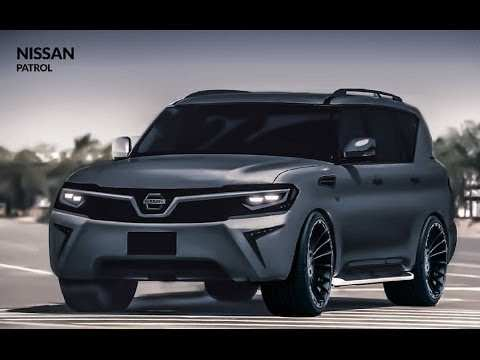 31 Gallery of Nissan Patrol 2020 Spy Images with Nissan Patrol 2020 Spy