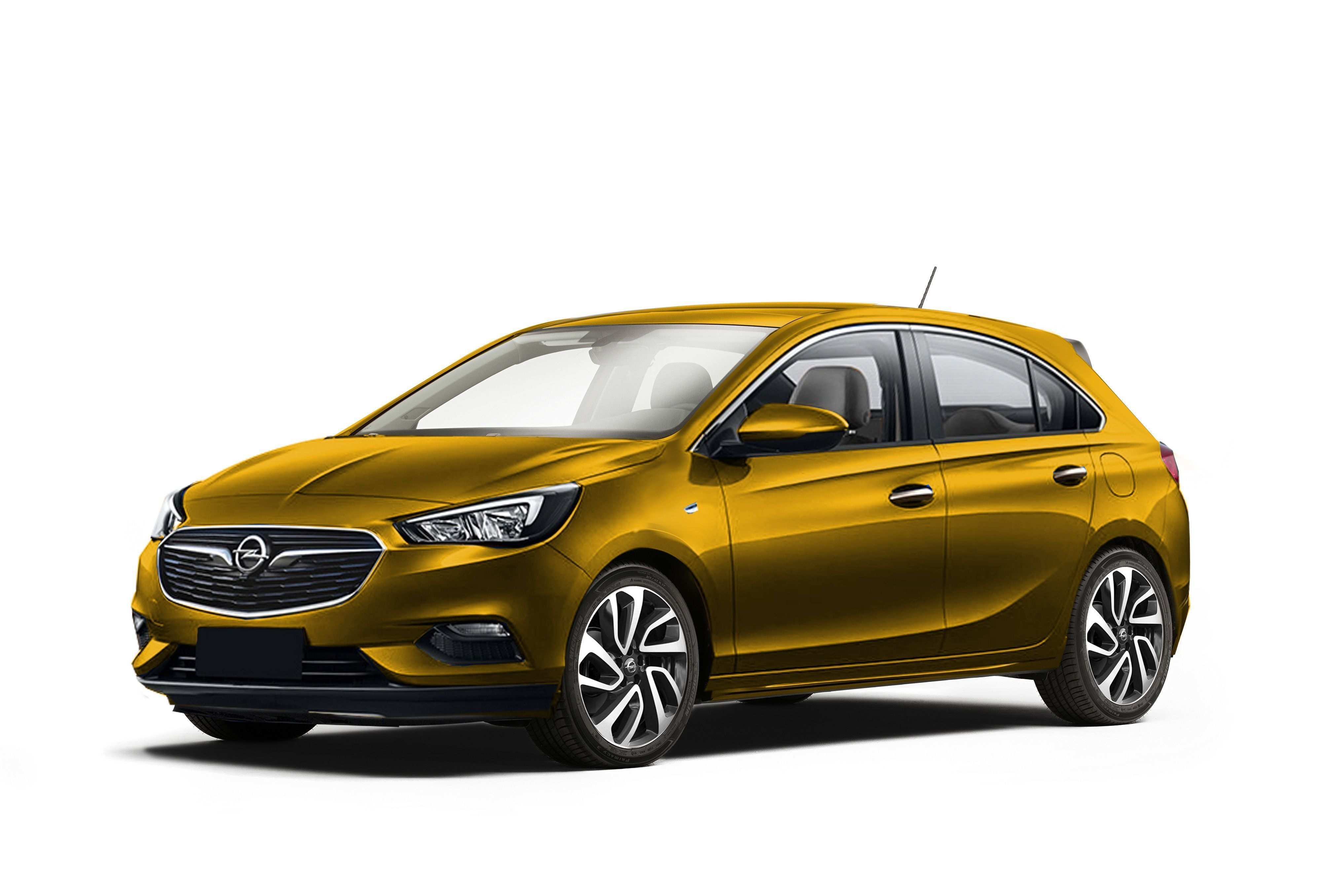 31 Gallery of Opel Corsa 2020 Rendering Redesign and Concept by Opel Corsa 2020 Rendering