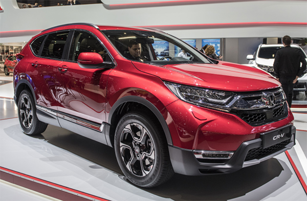 31 Gallery of What Will The 2020 Honda Crv Look Like New Review with What Will The 2020 Honda Crv Look Like