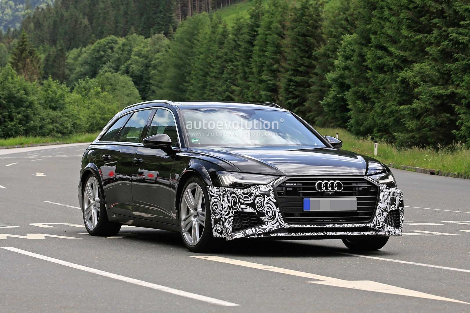 31 Great 2020 Audi A6 Wagon New Concept for 2020 Audi A6 Wagon