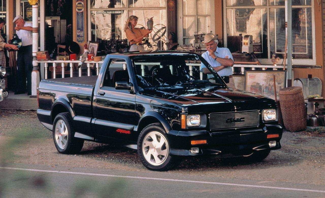 31 Great Gmc Syclone 2020 Performance by Gmc Syclone 2020
