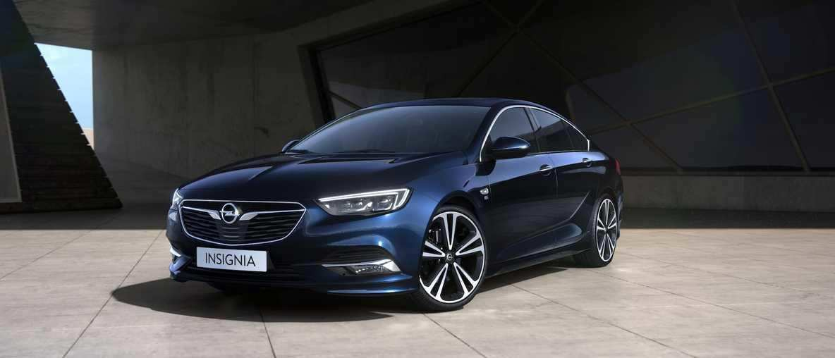 31 Great Opel Insignia Grand Sport 2020 Exterior with Opel Insignia Grand Sport 2020