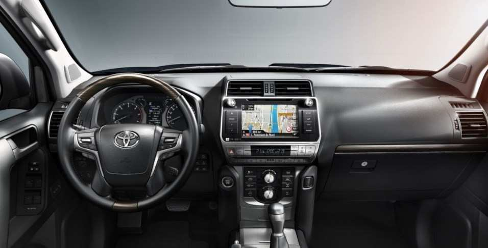 31 Great Toyota Land Cruiser 2020 Interior History for Toyota Land Cruiser 2020 Interior