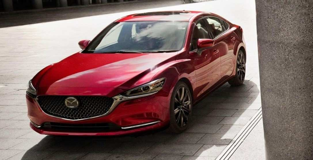 31 New 2020 Mazda 6 Awd Research New by 2020 Mazda 6 Awd