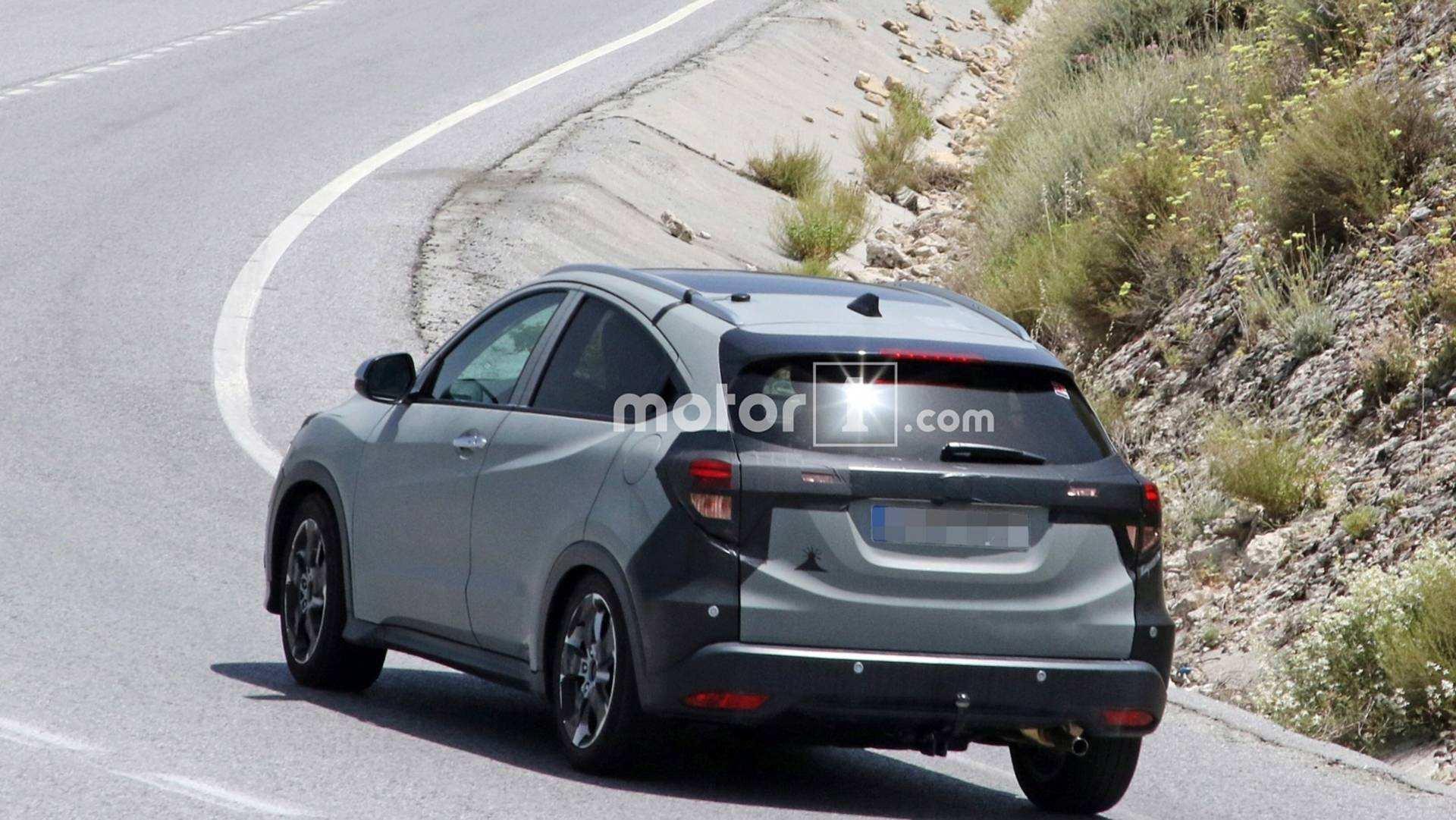 31 New Honda Hrv New Model 2020 Specs with Honda Hrv New Model 2020