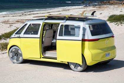31 New Volkswagen Camper 2020 Exterior and Interior for Volkswagen Camper 2020