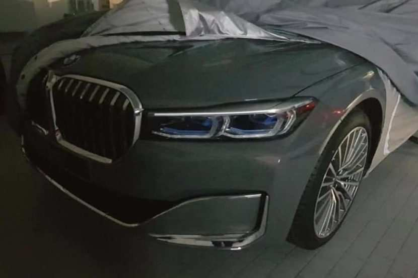 31 The 2020 BMW 7 Series Lci Exterior with 2020 BMW 7 Series Lci