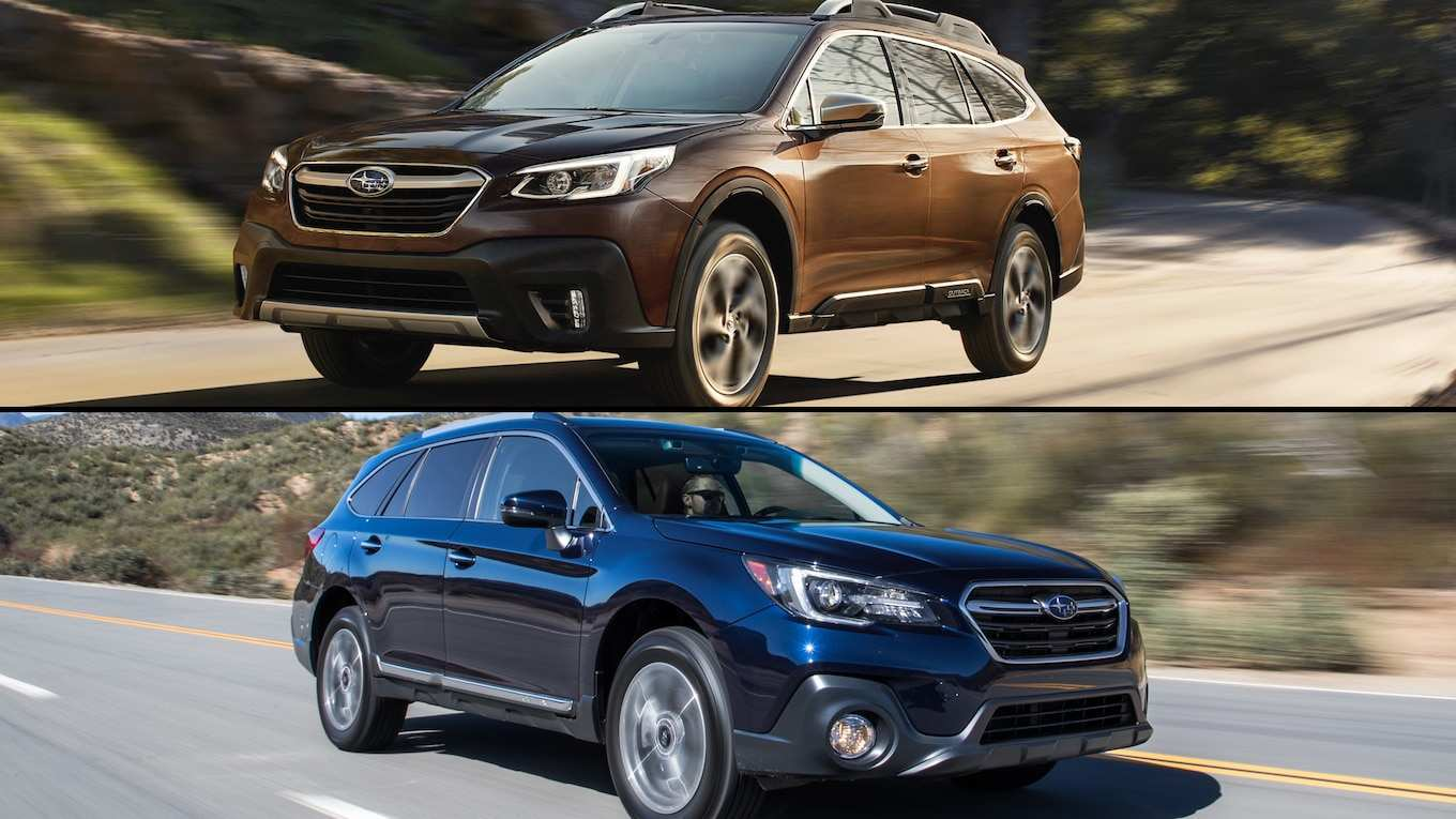 31 The 2020 Subaru Outback Dimensions Review with 2020 Subaru Outback Dimensions