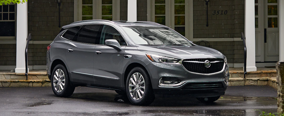 32 All New 2020 Buick Enclave Release Date Exterior and Interior for 2020 Buick Enclave Release Date