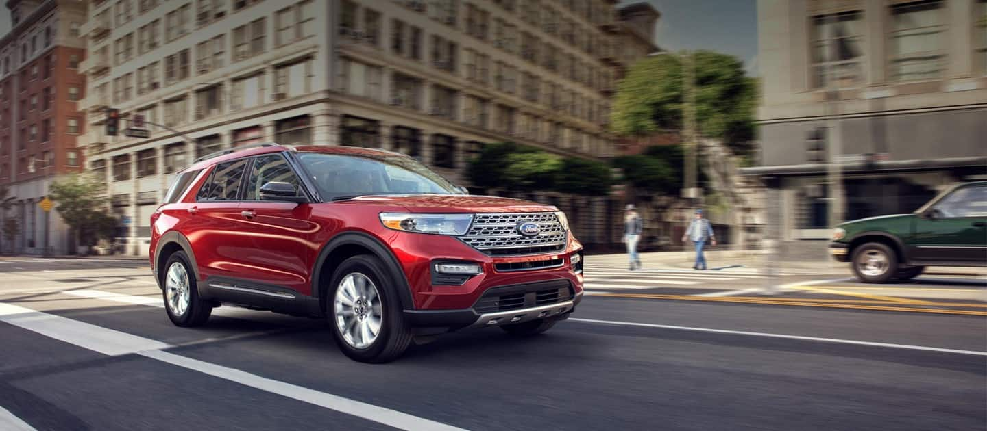 32 All New 2020 Ford Explorer Build And Price First Drive for 2020 Ford Explorer Build And Price