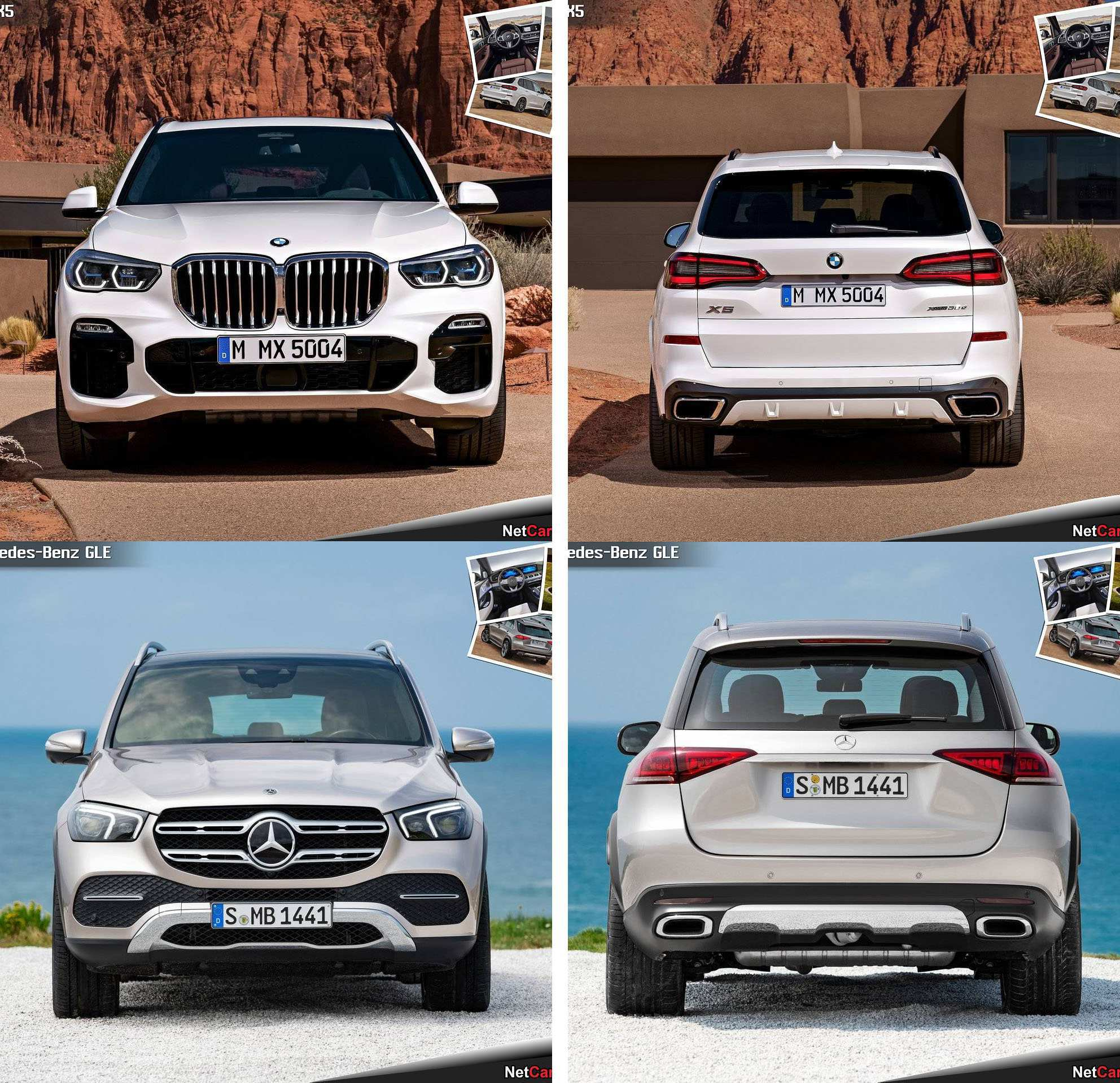 32 All New 2020 Mercedes Gle Vs BMW X5 Prices by 2020 Mercedes Gle Vs BMW X5