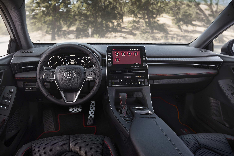 32 All New Toyota Avalon 2020 Spy Shoot by Toyota Avalon 2020