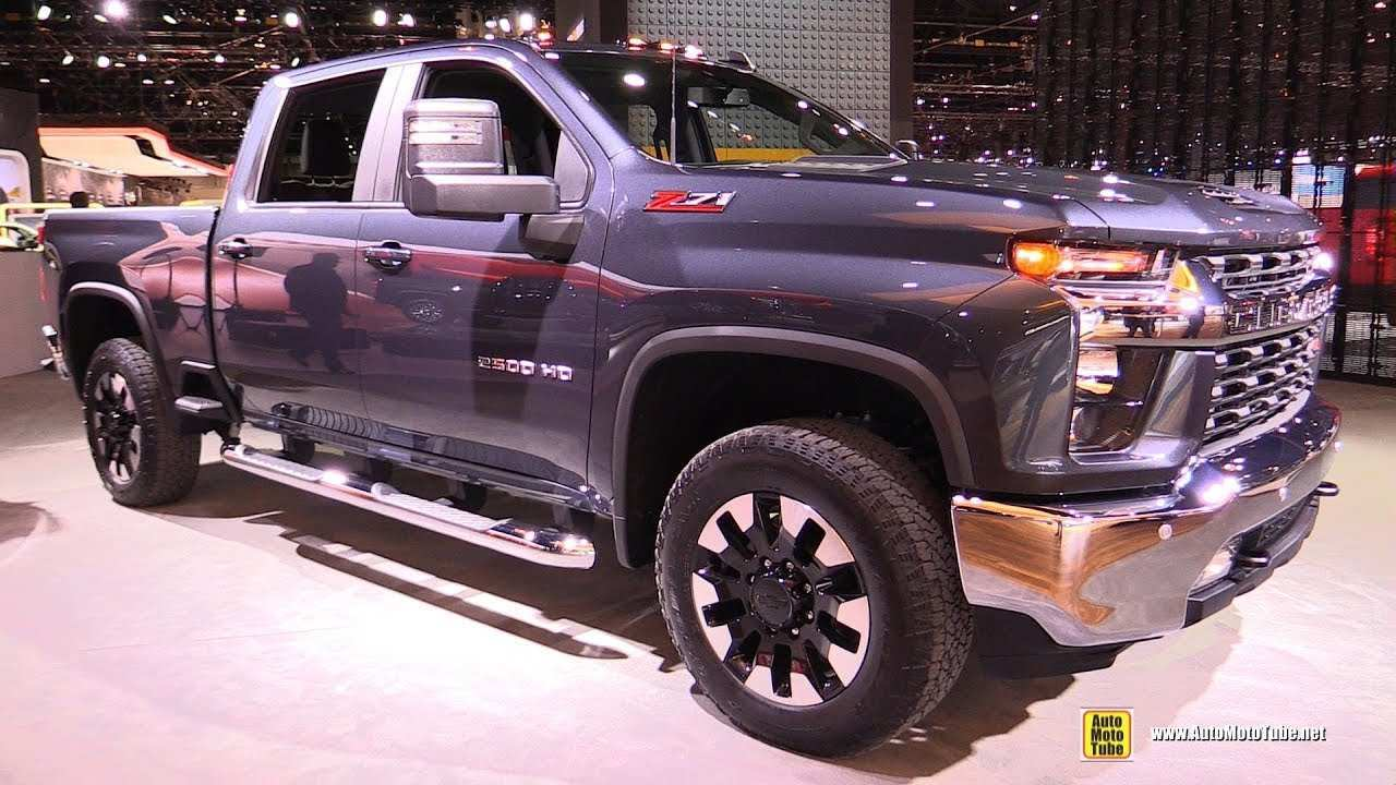 32 Best Review 2020 Chevrolet 2500 Ltz Release with 2020 Chevrolet 2500 Ltz