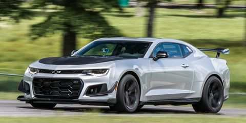 32 Best Review 2020 Chevrolet Camaro Zl1 1Le Release by 2020 Chevrolet Camaro Zl1 1Le