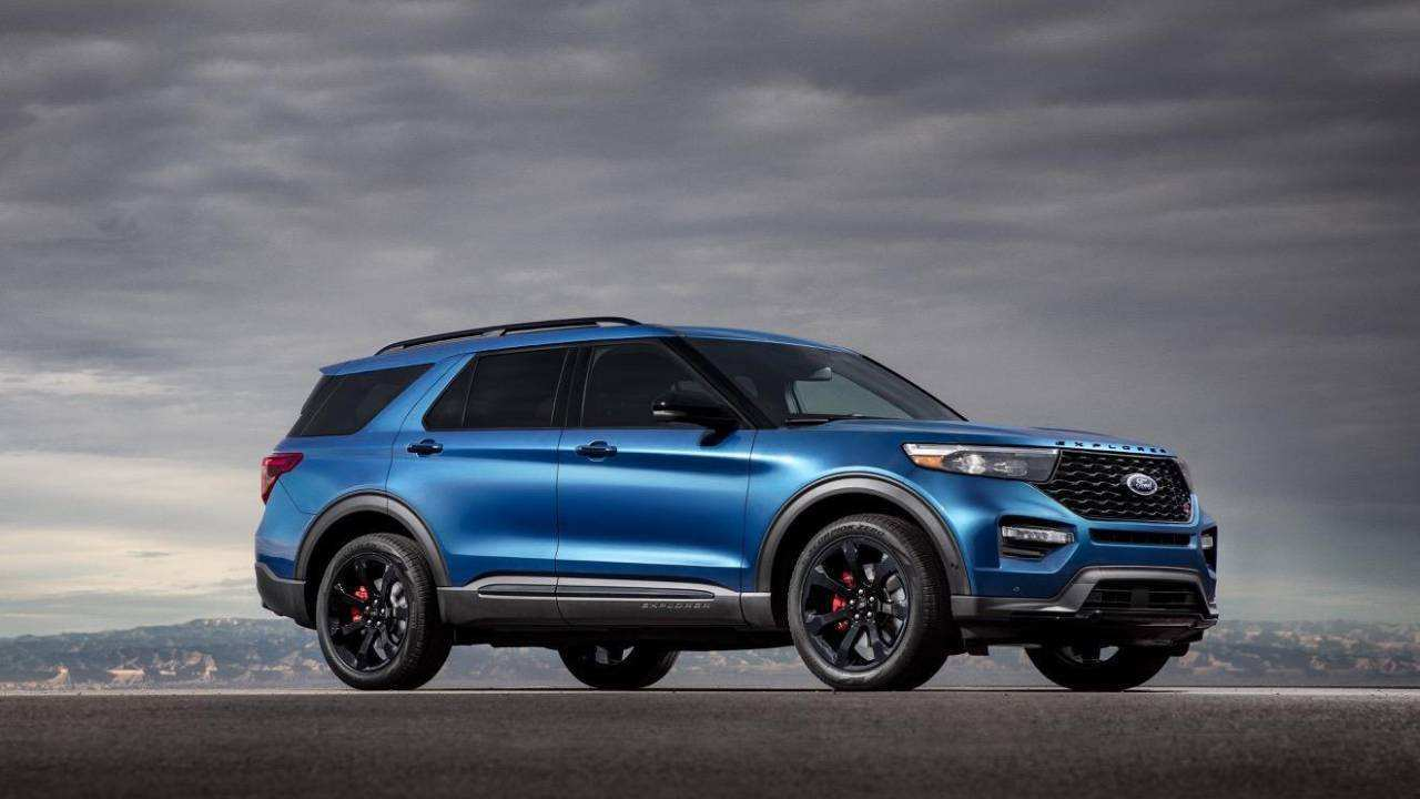 32 Best Review Ford New Explorer 2020 Spesification with Ford New Explorer 2020