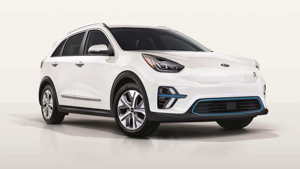 32 Best Review Kia Electric Suv 2020 Performance and New Engine by Kia Electric Suv 2020