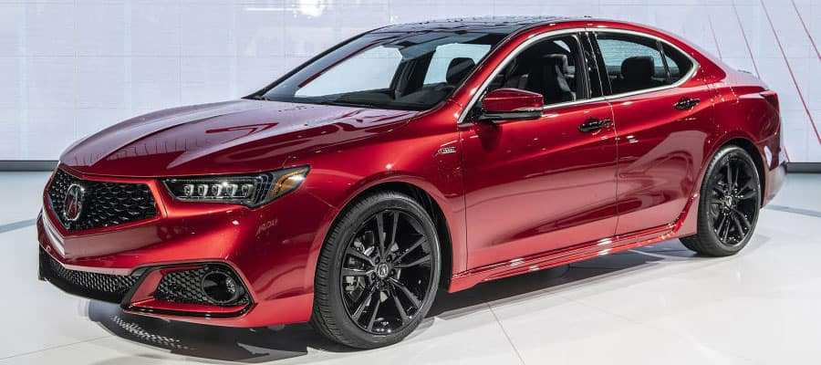 32 Concept of 2020 Acura Tlx Pmc Edition Specs Interior with 2020 Acura Tlx Pmc Edition Specs